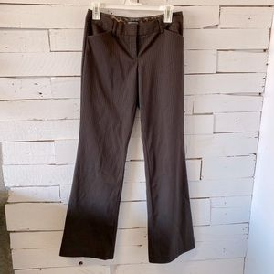 Express Editor Low Rise Wide Leg Dress Pants.Size2